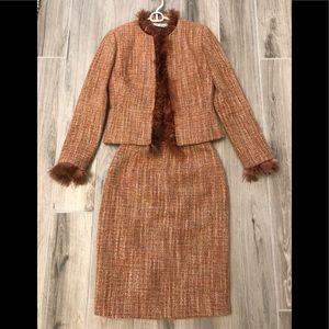 Kay Unger three piece suit